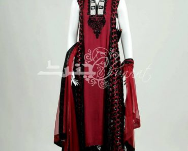 Chunnat Latest Formal Wear Dresses 2013-14 For Ladies (3)