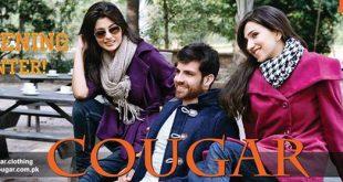 Cougar Winter Collection 2013-14 for Men & Women