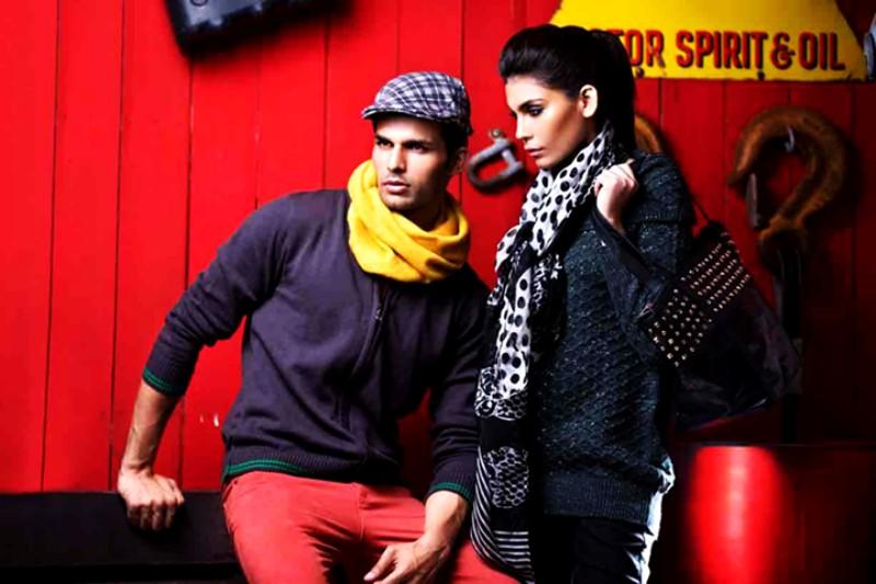 CrossRoads Latest Western Wear Winter Collection 2013-14 for Men & Women (10)