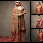 Deepak Perwani Bridal Dresses Collection 2013-14