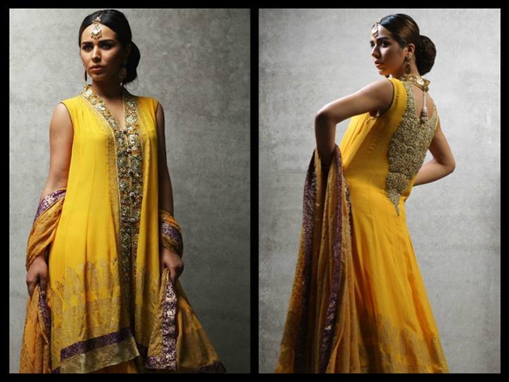 Deepak Perwani Bridal Dresses 2013-14 for Women (1)