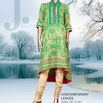 Designer Junaid Jamshed Winter Kurti Collection 2013-14 for Girls (1)