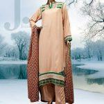 Designer Junaid Jamshed Winter Kurti Collection 2013-14 for Girls (2)