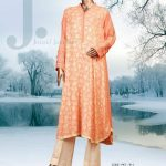 Designer Junaid Jamshed Winter Kurti Collection 2013-14 for Girls (3)