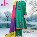 Designer Junaid Jamshed Winter Kurti Collection 2013-14 for Girls (4)