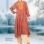 Designer Junaid Jamshed Winter Kurti Collection 2013-14 for Girls (5)