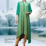 Designer Junaid Jamshed Winter Kurti Collection 2013-14 for Girls (6)