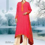 Designer Junaid Jamshed Winter Kurti Collection 2013-14 for Girls (8)