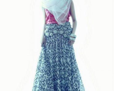Designer Mina Hasan New Winter Party Dresses 2013 For Feminine (3)