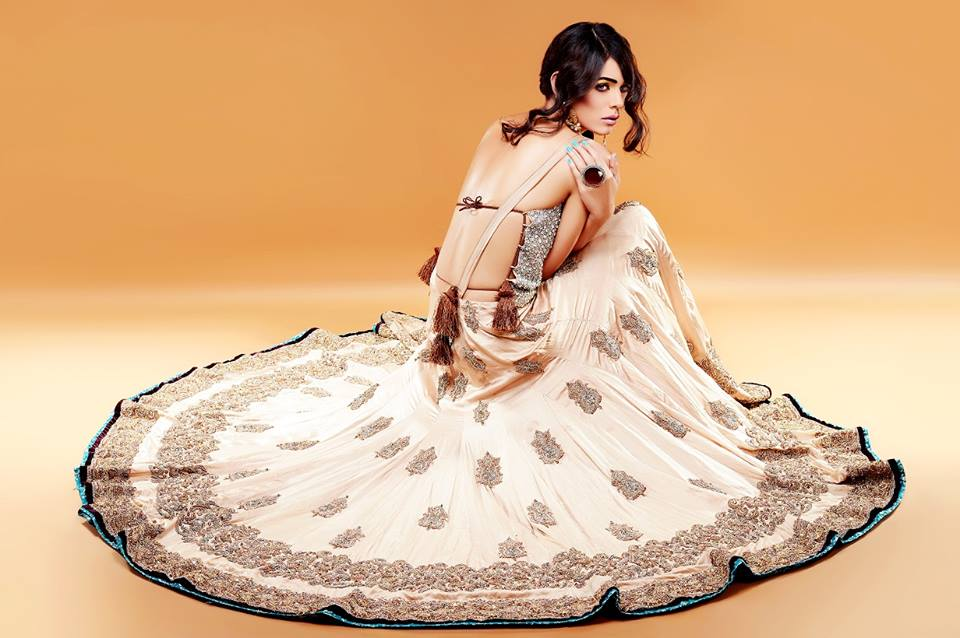 Erum Khan Bridal Dresses Collection 2013-2014 For Ladies (2)