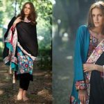 Fall Winter Latest Dresses Collection 2013-14 For Women By LSM Zunuj