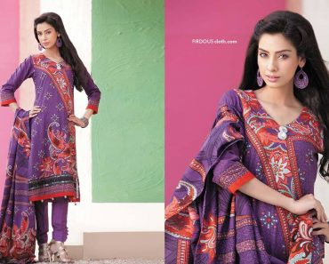 Firdous Winter Khaddar Collection 2013 for Women Volume 2 (4)