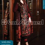 Gul Ahmed Fall Winter Vol II Catalog Collection, (1)