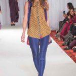 Gul Ahmed Fashion Week 2013-14 Formal Wear Winter Dress For Women (1)