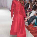 Gul Ahmed Fashion Week 2013-14 Formal Wear Winter Dress For Women (4)