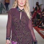 Gul Ahmed Fashion Week 2013-14 Formal Wear Winter Dress For Women (5)