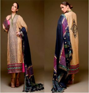 Hadiqa Kiani Exclusive Party Wear Collection 2013 For Girls _