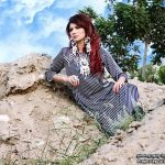 Hajra Esa Latest Kurti Fashion Deisgner Dress 2013-14 For Ladies (1)
