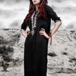 Hajra Esa Latest Kurti Fashion Deisgner Dress 2013-14 For Ladies (2)