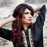 Hajra Esa Latest Kurti Fashion Deisgner Dress 2013-14 For Ladies (7)