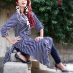 Hajra Esa Latest Kurti Fashion Deisgner Dress 2013-14 For Ladies (5)