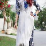 Hajra Esa Latest Kurti Fashion Deisgner Dress 2013-14 For Ladies