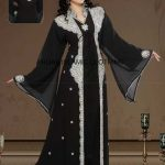 Hijab Islamic Clothing Latest Pakistani Formal Wear 2014 For Women (1)