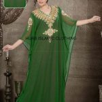 Hijab Islamic Clothing Latest Pakistani Formal Wear 2014 For Women (2)