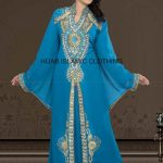 Hijab Islamic Clothing Latest Pakistani Formal Wear 2014 For Women (3)