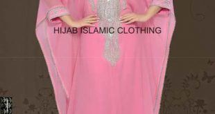 Hijab Islamic Clothing Latest Pakistani Formal Wear 2014 For Women (4)