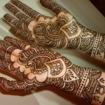 Indian and Pakistani Bridal Mehndi Designs 2014 For Parties (2)