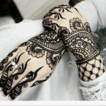Indian and Pakistani Bridal Mehndi Designs 2014 For Parties (3)
