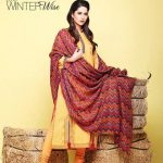 Kayseria Stylish Winter Shawls Collection 2013-14 for Women