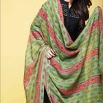 Kayseria Stylish Winter Shawls Collection 2013-14 for Women (12)