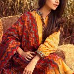 Kayseria Stylish Winter Shawls Collection 2013-14 for Women (14)