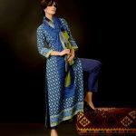 Khaadi Wedding Wear Winter Dress 2013-14 For Women (5)