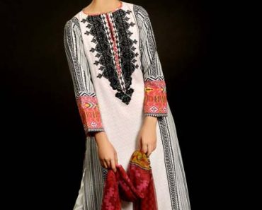 Khaadi Wedding Wear Winter Dress 2013-14 For Women (3)