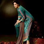 Khaadi Wedding Wear Winter Dress 2013-14 For Women