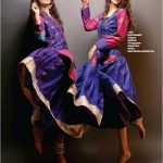 Kuki Concepts New Winter Fall Party Wear Dresses Collection 2013-14 (3)