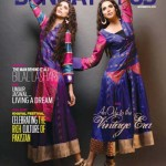 Kuki Concepts New Winter Fall Party Wear Dresses Collection 2013-14 (2)