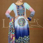 Lala Textiles Afreen Embroidered Winter Dresses 2013-14 for Ladies (1)