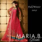 Latest Maria.B Brides Latest Kundra Winter Collection for Women (10)