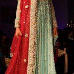 Latest Pakistani Bridal Lehanga Dresses 2013-2014 For Women (1)