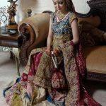 Latest Pakistani Bridal Lehanga Dresses 2013-2014 For Women (4)
