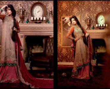 Latest Pakistani Bridal Lehanga Dresses 2013-2014 For Women (6)