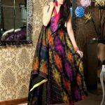 Bashir Ahmad Women Winter Wear Printed Linen Dresses (1)