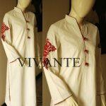 Vivante Winter Casual Wear Dresses 2013-14 For Women (2)