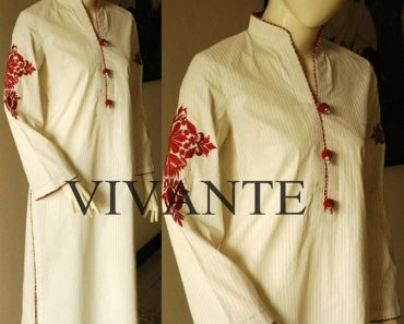 Vivante Winter Casual Wear Dresses 2013-14 For Women (2)