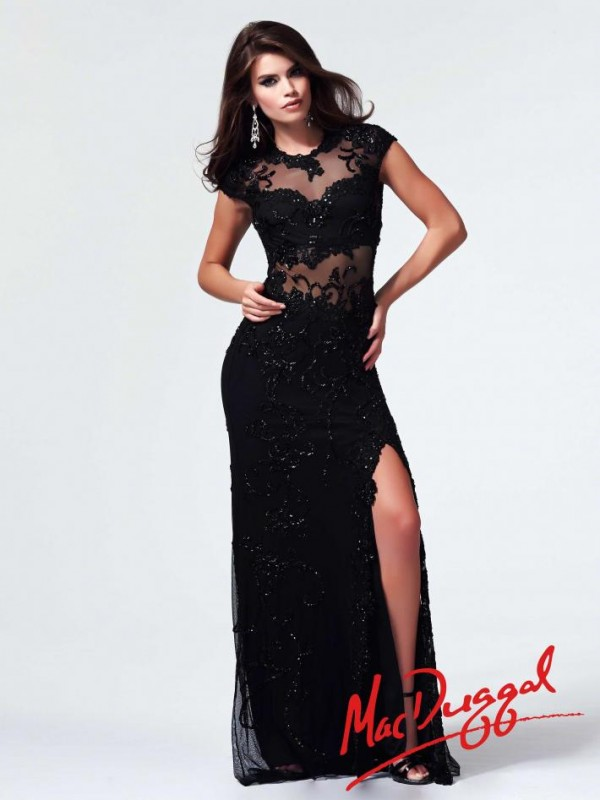 Mac Duggal Famous Prom Dresses Collection 2013 For Brides (6)