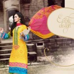Maria B Pashmina Indian Collection 2013-14 for Women